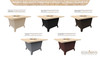 "COOKE Parkway Square Fire Pit Table  - 44"" x 44"" - Dining Height"