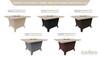 Beige Powdercoat Top & Base Color Configurations