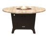Shown With So-Cal Special (Cafe Creme) Granite (So-Cal Special Granite) Top With Bronze Powdercoat Base