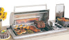 Regal I Built-In Countertop Grill- In Use