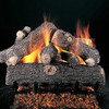 Rasmussen Prestige Oak Vented Gas Log Set