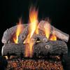 Rasmussen Frosted Oak Vented Gas Log Set