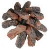 Rasmussen - Fire Pit Bark/Split Log Stacks