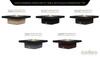 Black Powdercoat Top- Base Color Options