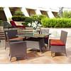 Evans Lane - Sanibel Square Dining Table