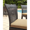 Evans Lane - Cruz Bay Bar Height Chair - Close Up