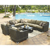 Evans Lane - Palmetto Club Chair - Shown with optional matching furniture