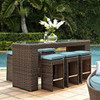 Evans Lane - South Beach 7 Piece Bar Set
