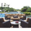 Evans Lane - Hampton 10 Piece Deep Seating Set