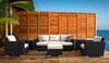 Sunset West - Solana Sofa (table/chairs not included)