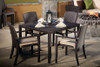Sunset West - Solana Square Dining Table