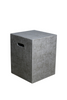 Gravelstone Tank Cover End Table