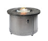 Outdoor Greatroom - Edison Round Gas Fire Pit Table