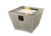 Outdoor Greatroom - Cove Square Gas Fire Pit Bowl