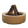 American Fyre Designs Louvre Round (log set not included)