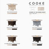 COOKE Olympic 55'' Diameter - Dining Height