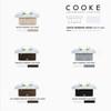 COOKE Santa Barbara 40x40 - Aluminium Top