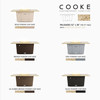 "COOKE Palisades 52"" x 36"" - Stone Top"
