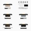 "COOKE Santa Barbara Fire Pit Table 52"" x 36"" x 17""- Stone Top"