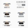 "COOKE Santa Barbara Fire Pit Table 48"" x 36"" x 17"" - Aluminum Top"