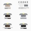 """COOKE Santa Barbara 48'' x 48"""" - Aluminium Top"""