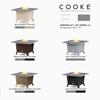 "COOKE Parkway 44"" x 44"" Dining - Aluminum Top"