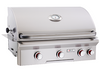 """American Outdoor Grill - 30"""" Stainless Steel Gas Grill"""