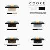 """COOKE Santa Barbara Fire Pit Table 48"""" x 48"""" x 17"""" - Stone Top - XL Pan"""