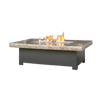 Cooke Balboa Fire Pit Table 48x72x21