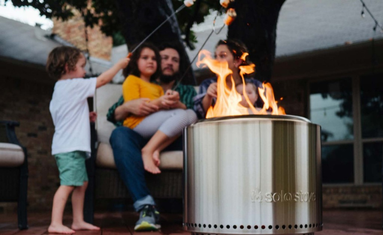 Wood Burning Fire Pits