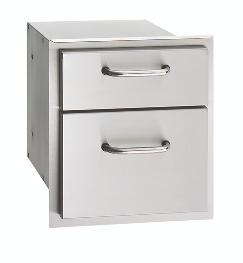 """AOG 16"""" x 15"""" Double Drawer"""