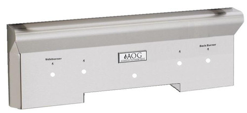 """AOG - CONTROL PANEL 24"""" ** for Built-In Grill (24"""")"""