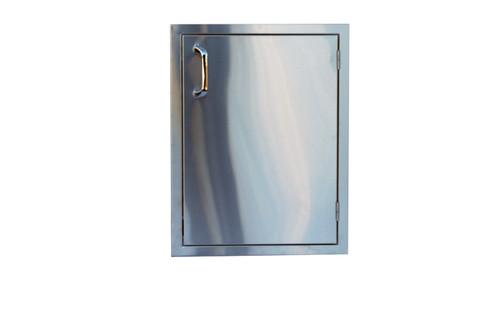 Outdoor Greatroom - Single Access Door