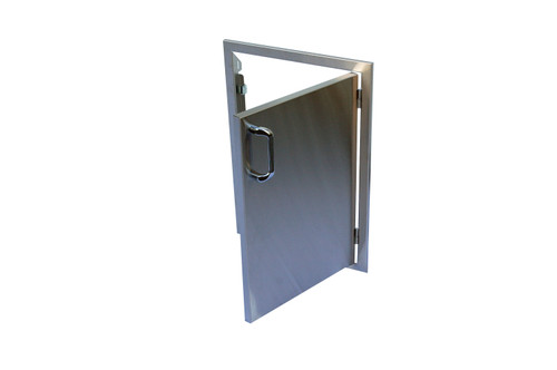 Outdoor Greatroom - Single Access Door
