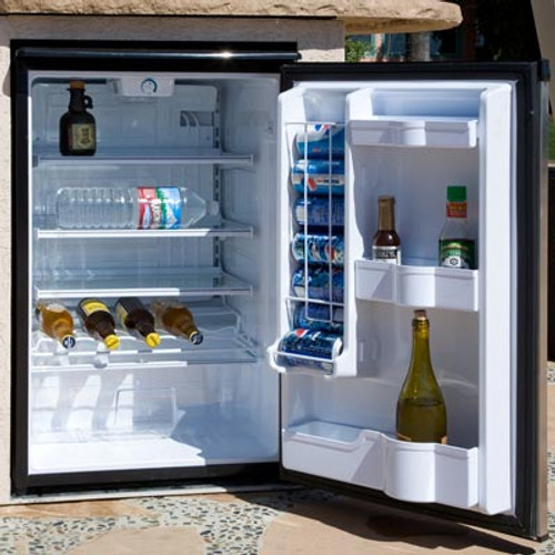 Outdoor Greatroom - Fridge Trim Kit for DAR482BLS