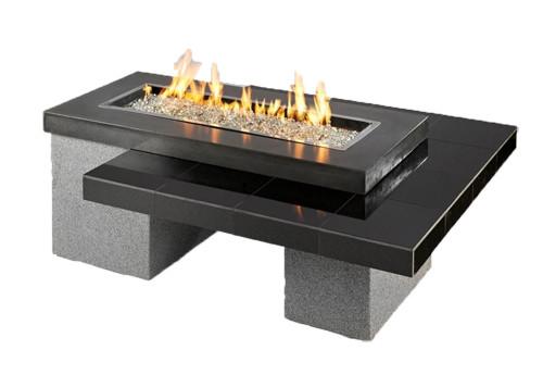 Uptown in Black- large burner