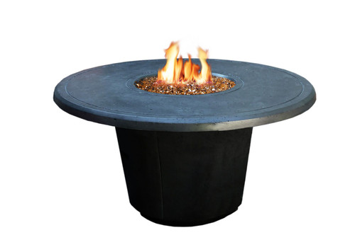 AFD - Cosmopolitan Round Firetable - Chat Height
