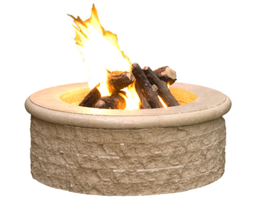 AFD - Chiseled Fire Pit