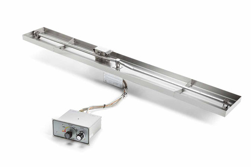 """Hearth Products Controls - 97"""" Linear Interlink Insert - Push Button Ignition"""