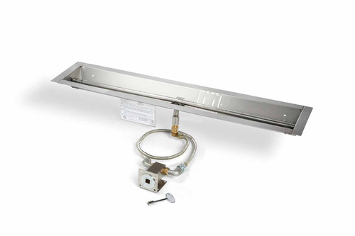 "Hearth Products Contols - 24"" CSA Trough Kit  - Match Lit"