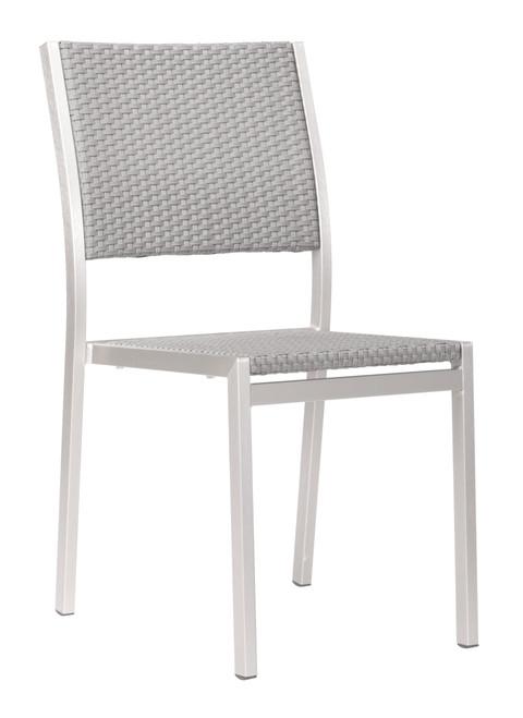 Metropolitan Dining Armless Chair