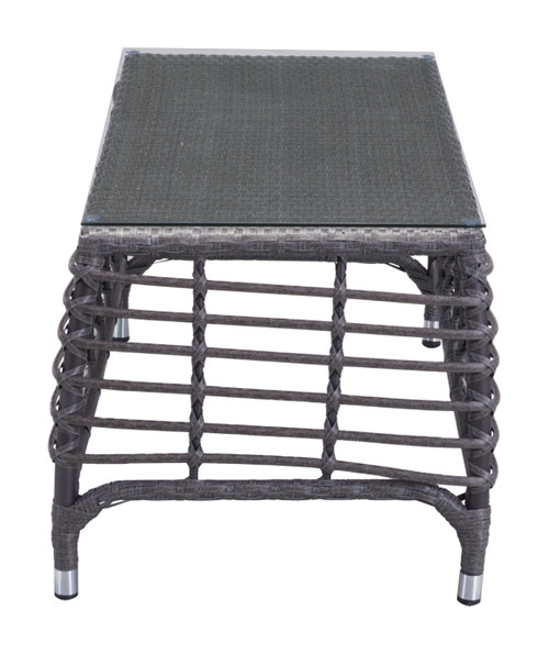 Wreak Beach Coffee Table Gray