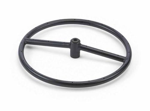 HPC Single Black Iron Burner