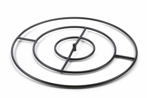 "Hearth Products Controls - 36"" Round Cold Rolled Steel Burner"