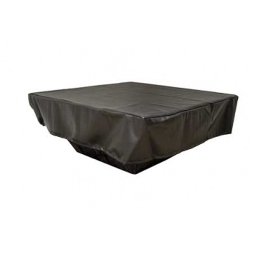 HPC Vinyl Rectangle Fire Pit Cover