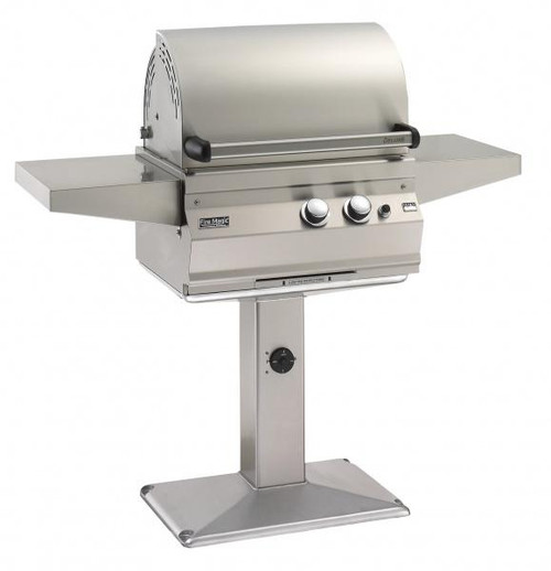 Fire Magic - Legacy Deluxe Pedestal Grill