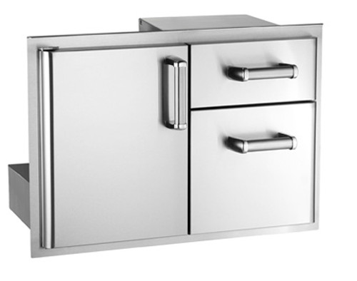 Premium Access Door with Double Drawer