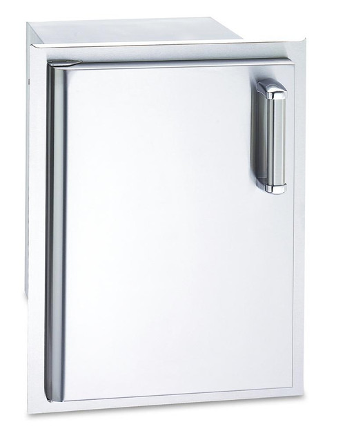 Fire Magic - Premium Single Door with Dual Drawers