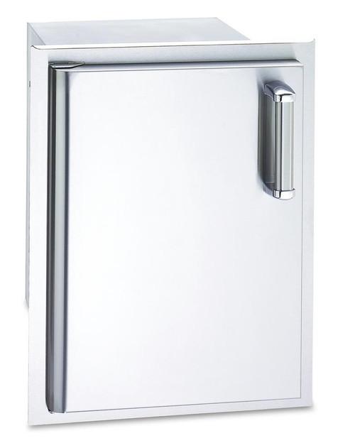 Premium Single Door with Dual Drawers