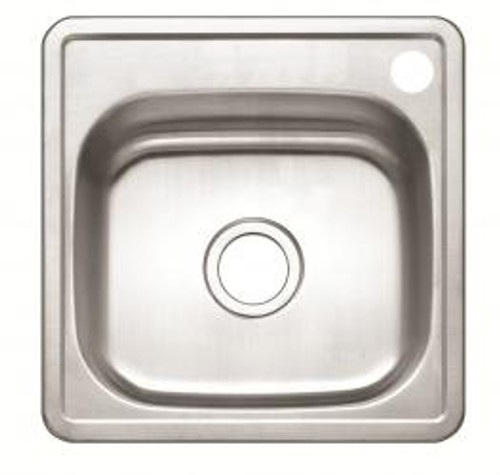 OPTIONAL - Stainless Steel Sink